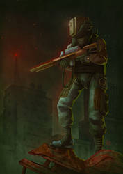 Copperhead by RealNoir13