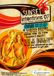 Sunset Intentions '07 Poster