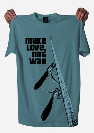 Make Love, Not War by artjective