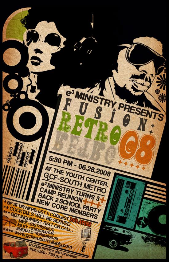 Fusion Retro 08 by artjective