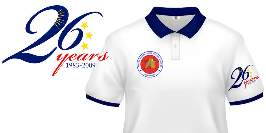 Air Link Polo Shirt Design By Artjective On Deviantart