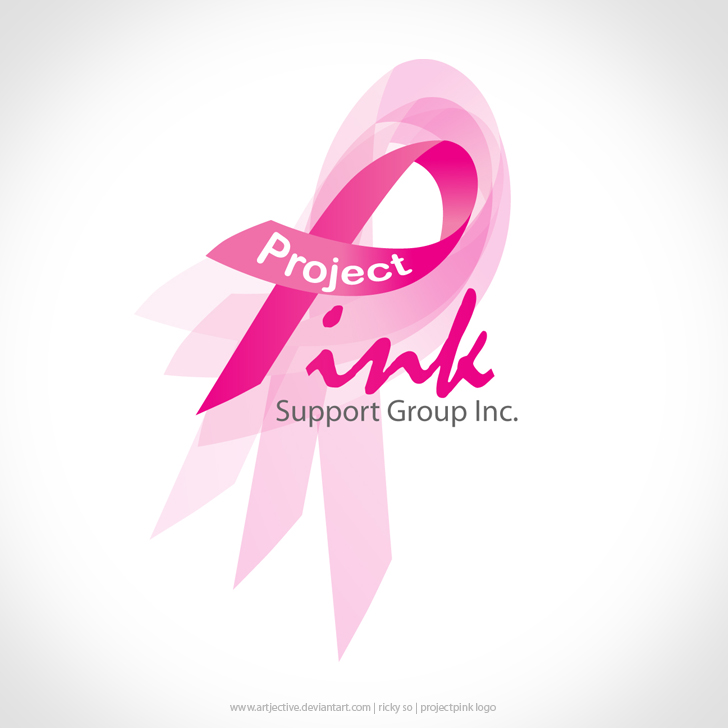 Project Pink Logo by artjective