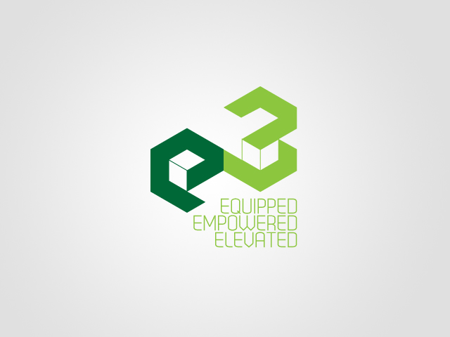 E3 Logo by artjective