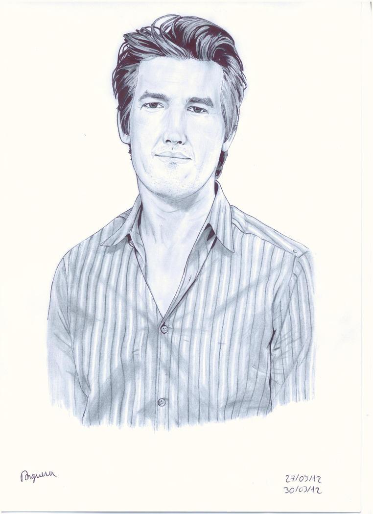 Josh Brolin by LadyJunina