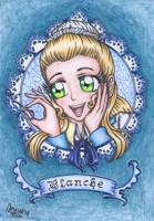 .+ GIFT: Blanche Hammond +.