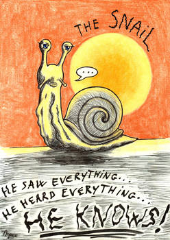 .+Gift: THE SNAIL+.