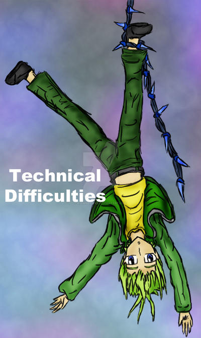 Technical Difficulties by RiownerTias