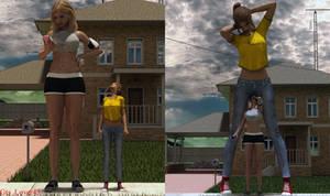 Height Reversal by giantesslover45