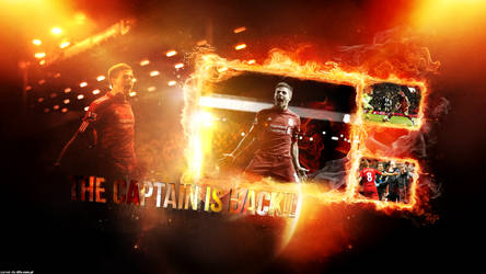 Steven Gerrard - The Captain is back
