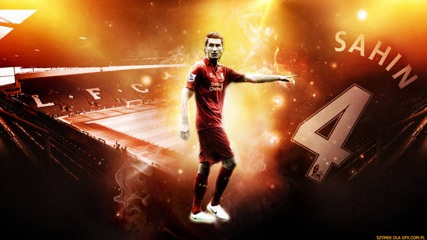 Nuri Sahin Liverpool FC wallpaper