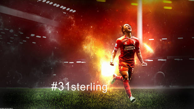 Raheem Sterling #31 Liverpool FC 2013/2014 HD