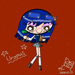 Uranus 1 by murphyc1000