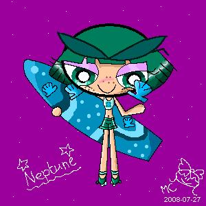 Neptune 1 by murphyc1000