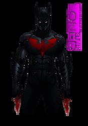 [Render]Batman Beyond: Batman