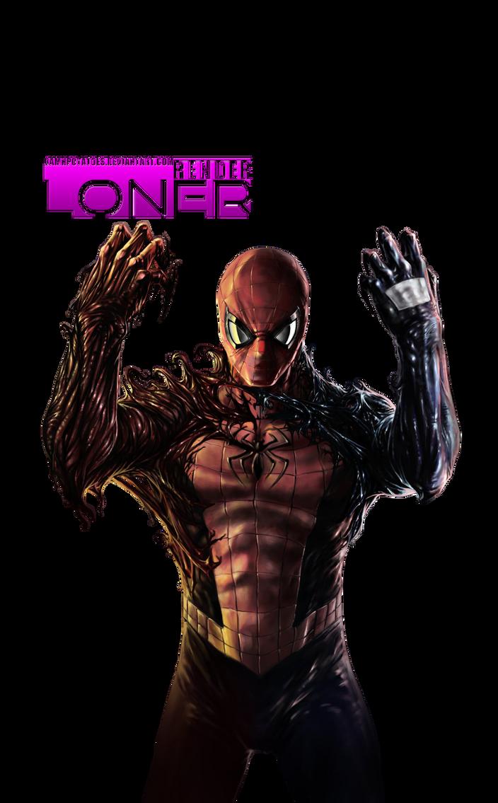 JDR 78a Edicion - Inscripciones _render_spiderman__black_symbiote_by_damnpotatoes-d7xnc5z