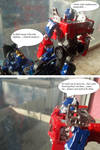 Transformers Comic 2 Blue Return's Part 5