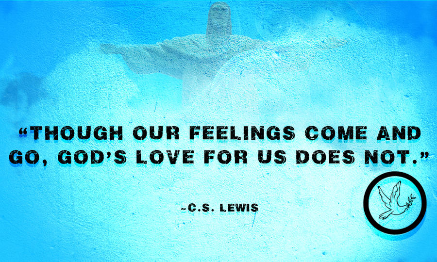 C.S. Lewis Quote By Camrock77339 On DeviantArt