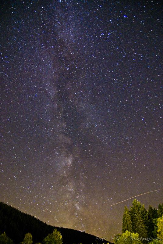 Milky way by korners