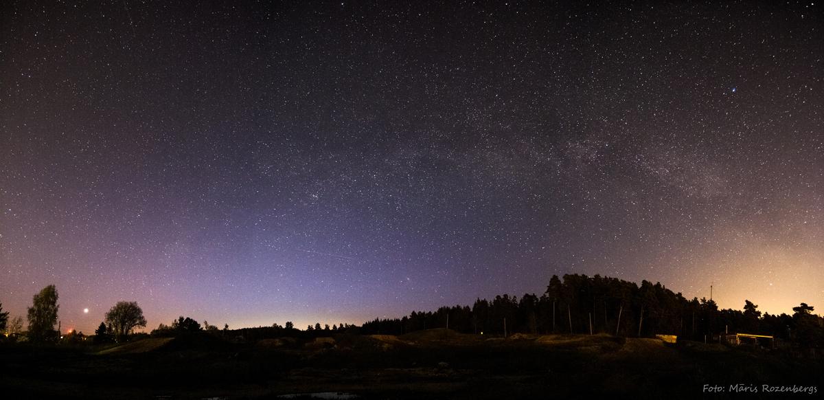 Milky way II by korners