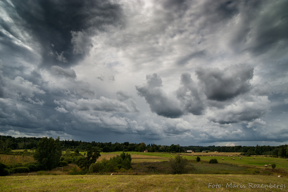 Clouds by korners
