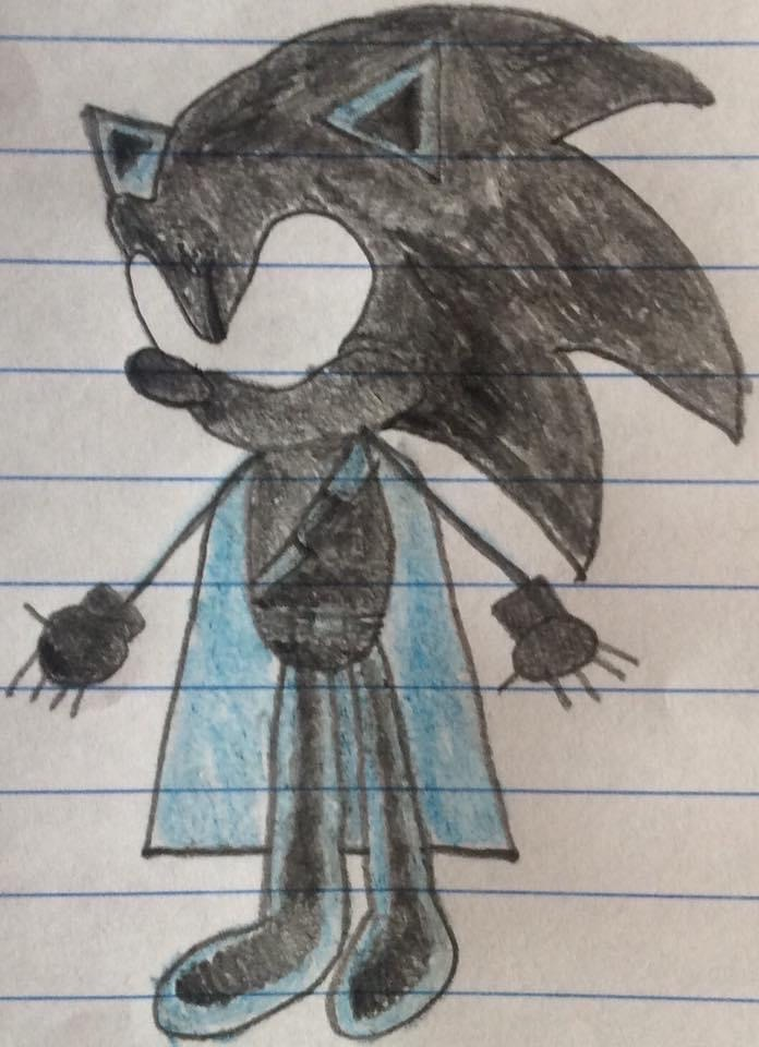 Archie-Sonic X as Black Panther