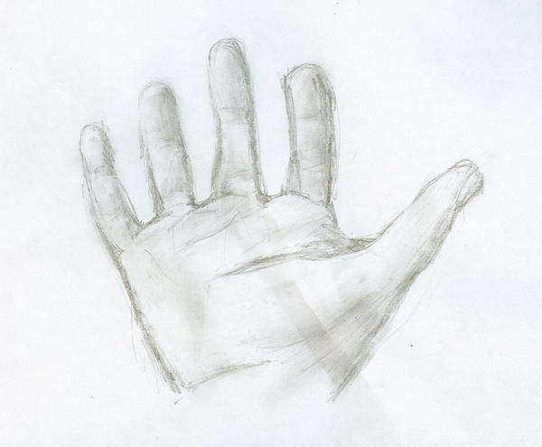 Hand drawing 2 by whatsinthebox