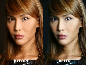 Retouching Tutorial by ikonvisuals