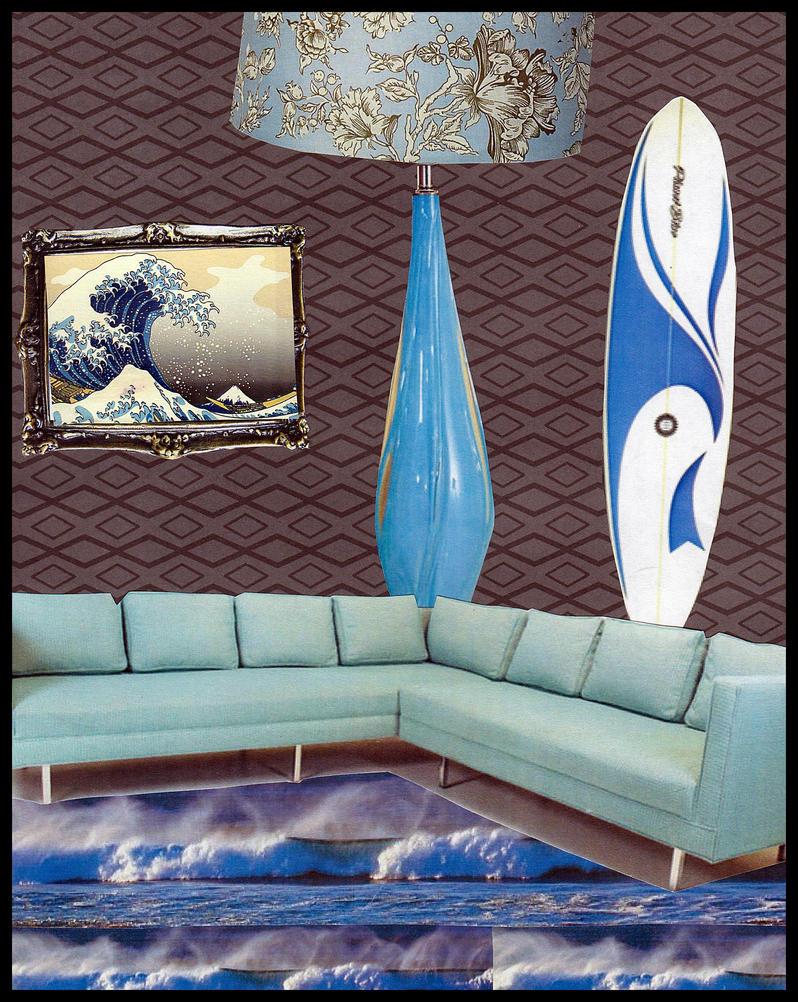 Surf's Up by crazyruthie