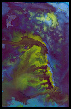 Toxic Atoll Postcard