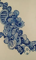 paisley doodle by crazyruthie