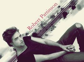 Robert Pattinson Wallpaper by Chain-SawSmile