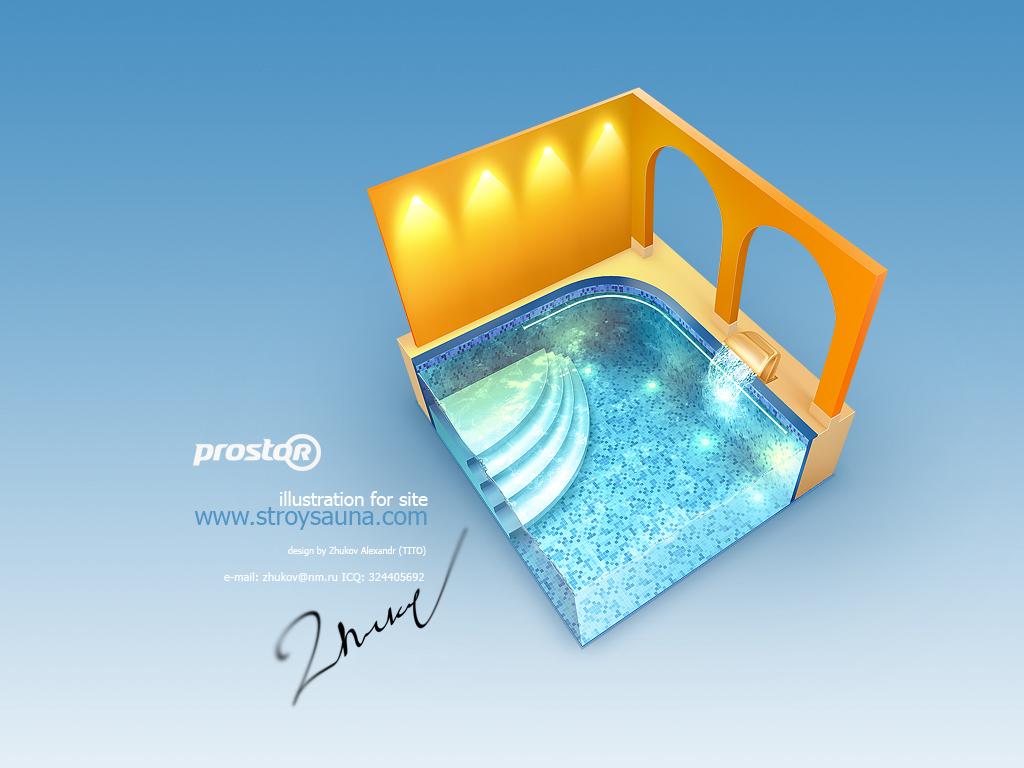 swimmingpool by TIT0