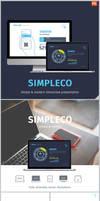 Simpleco - power point presentation template