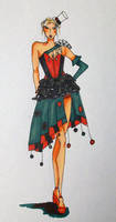 Lady Luck Costume by vamp-kitty-meow