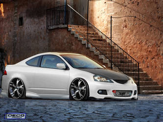Acura RSX Tuning by DCdeco