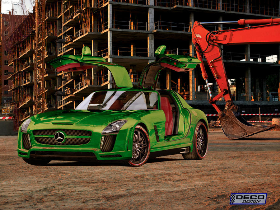 Mescedes CLS AMG Tuning