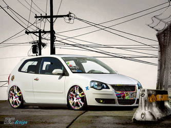 VW Polo GTI by DCdeco