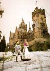 Hyrule Castle by CelestialExploring