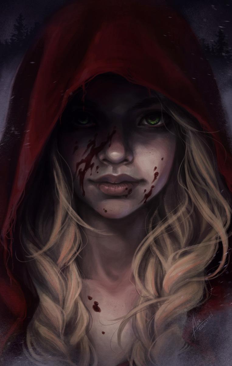Red Riding Hood by bewareitbites on DeviantArt