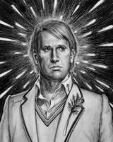 The Fifth Doctor by Lenka-Slukova