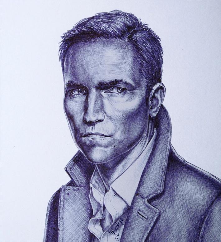 Mr Reese by Lenka-Slukova