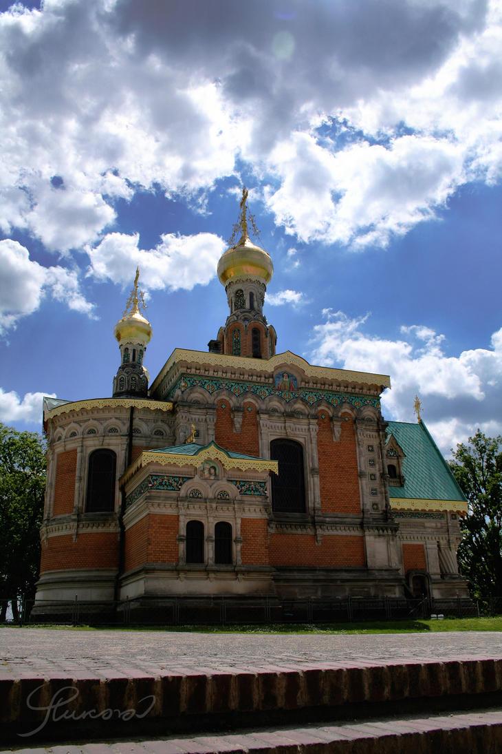 Russische Kapelle by Lenka-Slukova