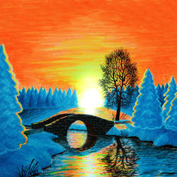 Winter Time by Lenka-Slukova