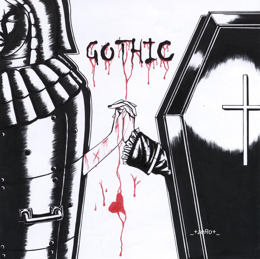 gothic - love is dead by zero0810