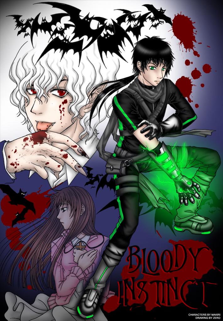 Bloody Instinct by zero0810