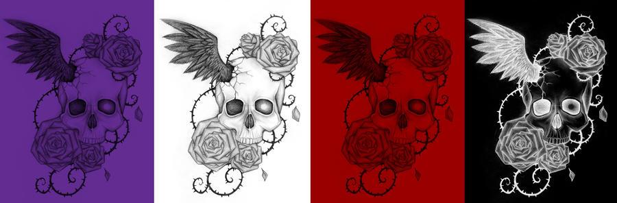 death.beauty.love.decay. by zero0810