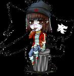 VtM - chibi_Clan Gangrel
