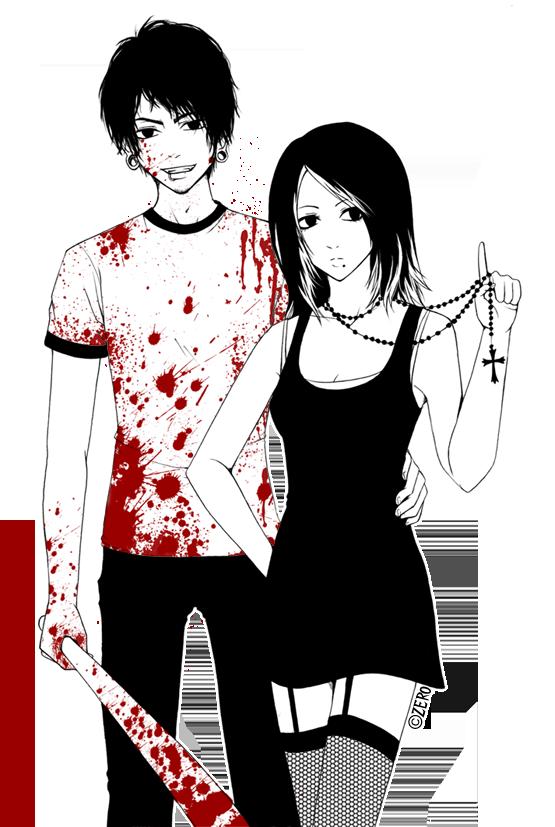 AT - Cassandra and Hawke by zero0810
