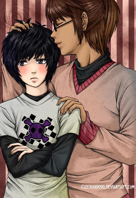 ET - Keisuke and Sato by zero0810