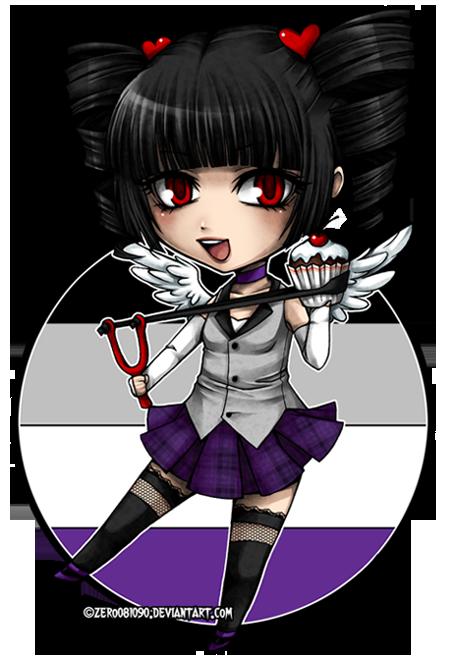 Ace Cupid chibi by zero0810